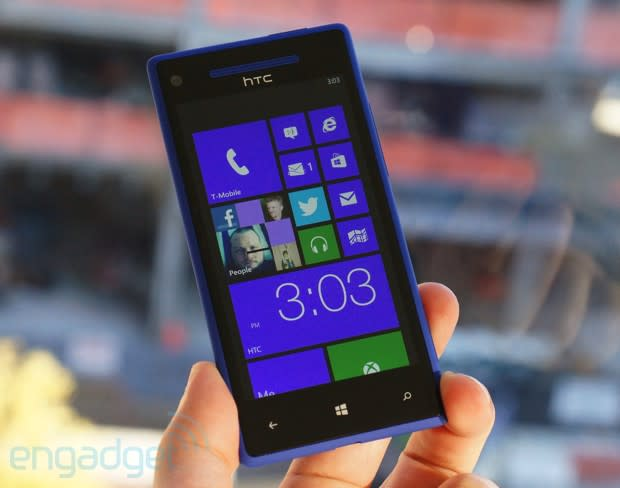HTC Windows Phone 8X for T-Mobile: what's different?