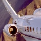 GE grounds private jets for top execs