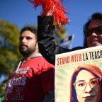 LA teachers' deal to end strike offers higher salaries, smaller class sizes