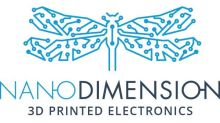Nano Dimension Sells Two DragonFly Pro 3D Printers to U.S. Armed Forces