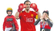 Game changers: Rio Ferdinand and the stars who swapped sports