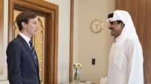 Qatar Emir tells Kushner two-state solution needed to end Palestine-Israel conflict