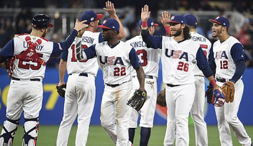 WBC: USA feiern Comeback-Sieg über Venezuela