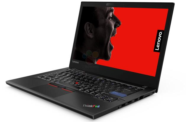 Lenovo's leaked 25th-anniversary ThinkPad sports a familiar look