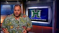 UH narrows athletic director search