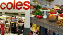Coles reveals vegan twist on popular Christmas items