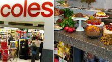 Coles reveals vegan twist on popular Christmas items