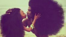 This Father And Daughter Are Breaking The Internet With Their Amazing Hair