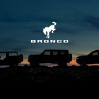 Ford's Bronco SUV bucking to take on FCA's Jeep