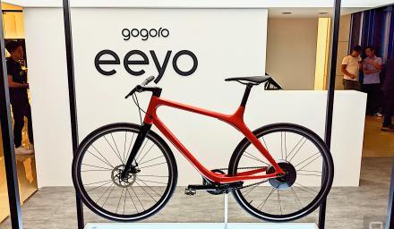 Gogoro Eeyo 來到台灣,入手價 12 萬台幣起