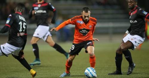 Foot - L1 - Lorient - Lorient : Philippoteaux et Bellugou de retour face à Montpellier, pas Walid Mesloub