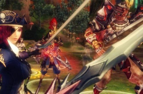 Atlantica Online removes Stamina, allows unlimited play