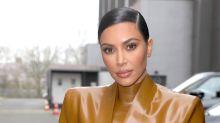 Forget bum-length, Kim Kardashian just got toe-length braids