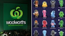 Woolworths ends Ooshies promotion early after 'extraordinary demand'