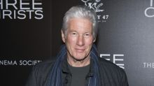 Richard Gere, 70, welcomes his third child