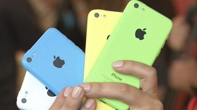 iPhone 5S and iPhone 5C First Look