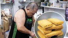 【上環美食】招牌牛油酥硬撼珍尼曲奇?上環最強麵包西餅佬!