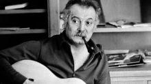 Les manuscrits de 20 chansons de Georges Brassens bientôt aux enchères