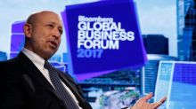 In blow to Britain, Goldman CEO says to spend more time in Frankfurt