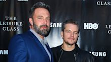 Matt Damon on That Time He and Ben Affleck Missed Out on Roles in 'Dead Poets Society'