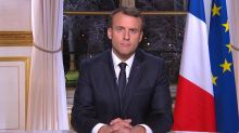 Vœux d'Emmanuel Macron: ce qu'il faut retenir