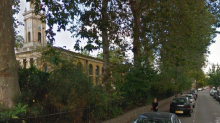 Police appeal after woman raped outside church in south east London