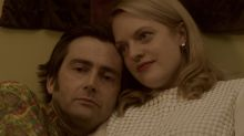 'Mad to Be Normal' trailer: David Tennant and Elisabeth Moss embrace the crazy (exclusive)