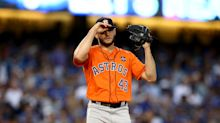 Lance McCullers sets dubious World Series record after just 12 batters