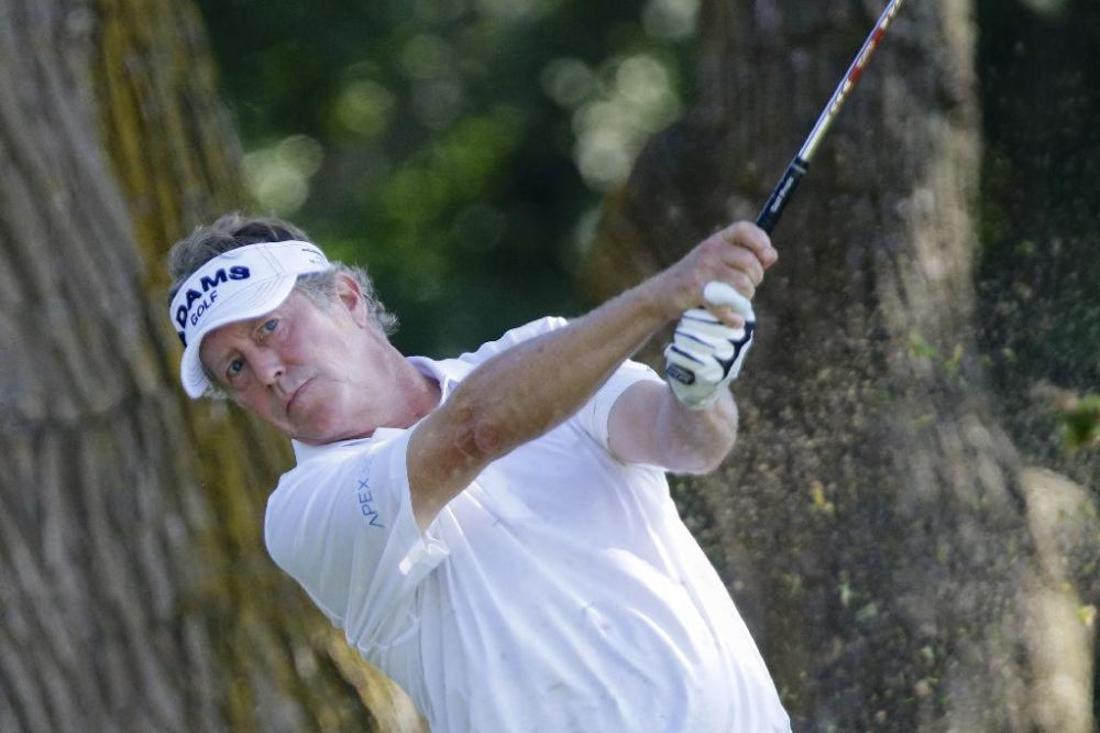 Michael Allen wins Greater Hickory Classic