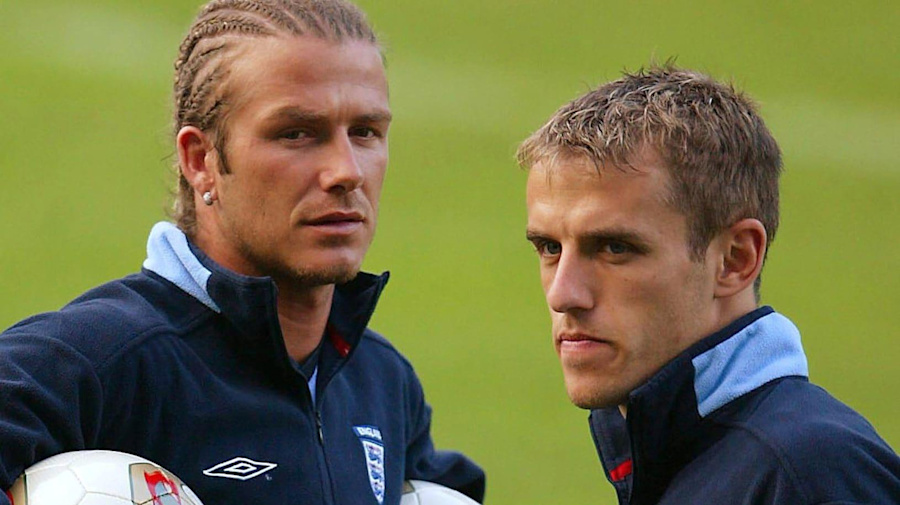 Phil Neville: Chance to work with David Beckham in MLS 'too good to turn down'