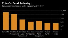 China's Fund Managers Challenged as Banks Wade Into Industry