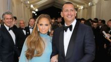 Jennifer Lopez and Alex Rodriguez Make Red Carpet Debut as a Couple at Met Gala, Singer Slays '60s Glam Look