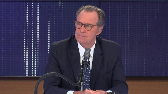 """Départ d'Hubert Falco des Républicains : """"La violence des propos tenus font que certains se disent 'ça suffit',"""" selon Renaud Muselier"""