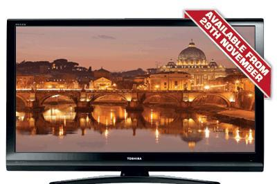 Toshiba's 1080p REGZA ZV series LCD HDTVs get priced and dated