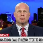 Acting AG Whitaker's Financial Disclosures Show CNN, Consulting Income
