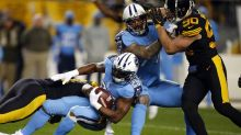 Some stats to help predict the Week 7 game between the Steelers and Titans
