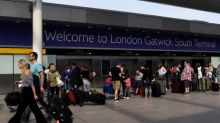UK's Gatwick mulls using its emergency runway to boost capacity