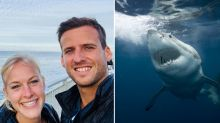 'No words, only grief': Surfer, 26, dies in shark attack