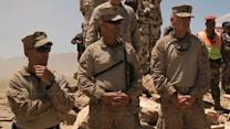 US Troops Conducting Military Exercises on Syrian Border