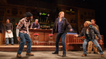 Tony Awards Watch: In 'Sweat', Carlo Albán Finds A Voice For The Voiceless
