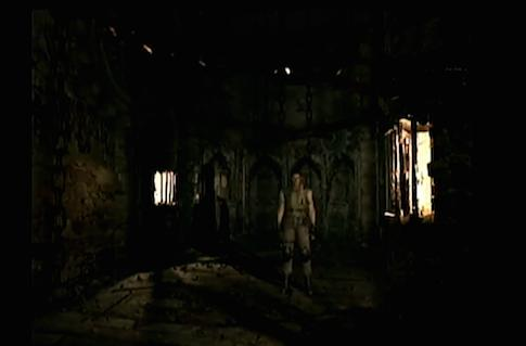 Check out one of Resident Evil re-remake's polygonal rooms