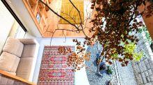 為一家四口打造的純樸綠化家居!日本大阪森系住宅散發自然氣息
