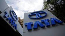 Tata Motors up over 1% as co plans to raise $250-500 m via ECBs