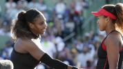 Serena Williams suffers rare 1st-round loss