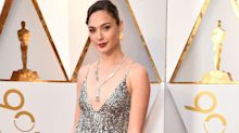 Gal Gadot Is Dripping In Diamonds At The 2018 Osca