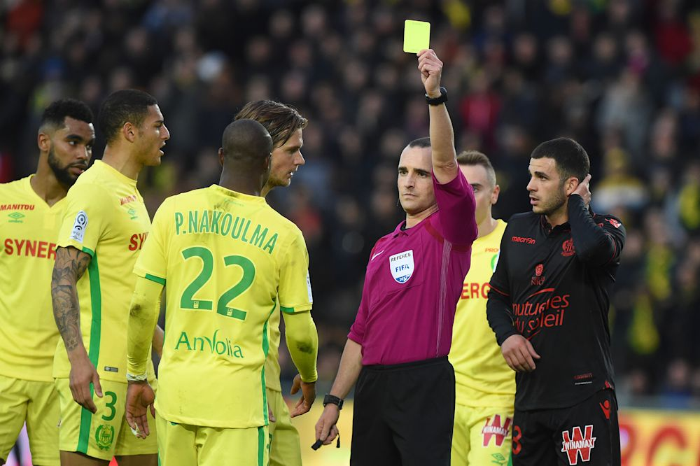 La pétard de Seri, le carton jaune de Nakoulma: les tops et flops de Nantes-Nice