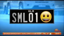 Queensland motorists getting emoji number platers