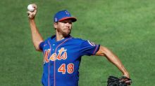 Mets ace deGrom still targeting opening day, but team unsure