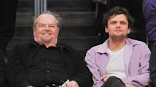 Jack Nicholson Makes Rare Public Appearance to Catch Lakers Game with Son Ray