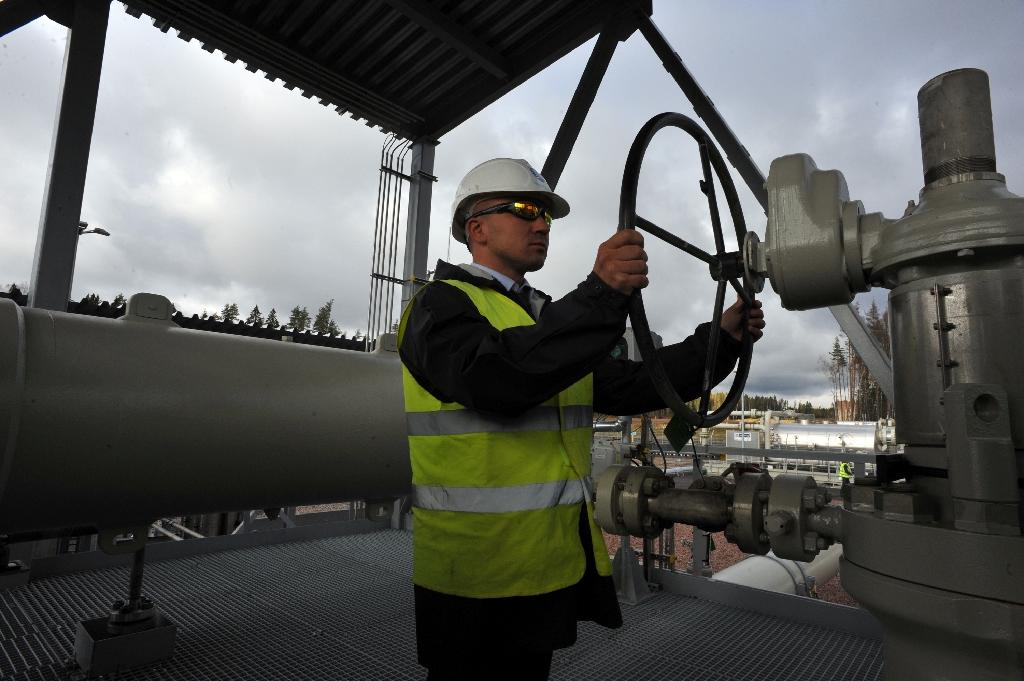 A compromise deal allows Germany to stay at the wheel of Nord Stream (AFP Photo/OLGA MALTSEVA)